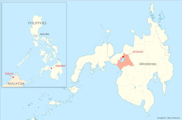 Marawi Civilians Found Slain As Philippine Forces Fight Militants