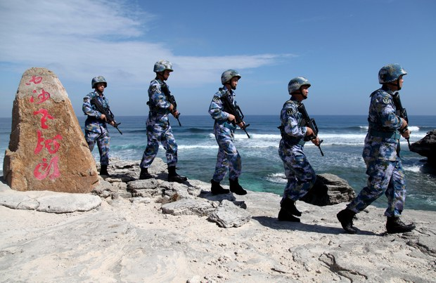 Archive Find could Hurt China's 'Historic' Claim to Paracel Islands