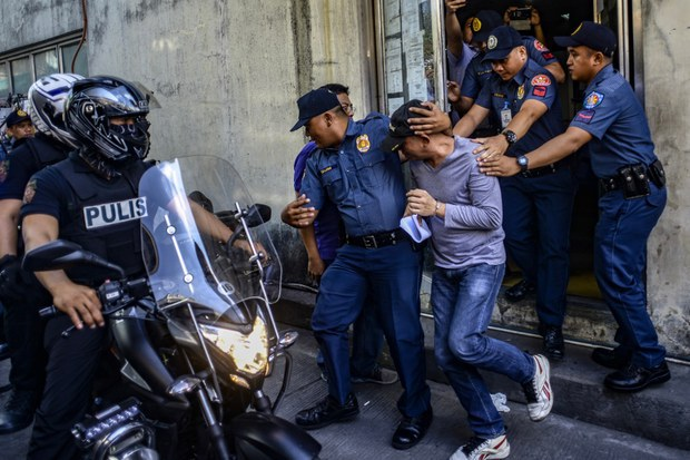 Philippine Police Chief: No Law Requires Officers Wear Body Cameras