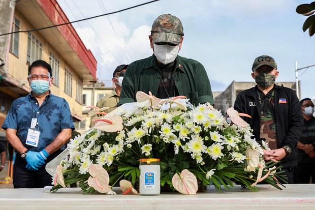 Philippine General: 9 Filipinas in Custody were 'Potential Suicide Bombers'