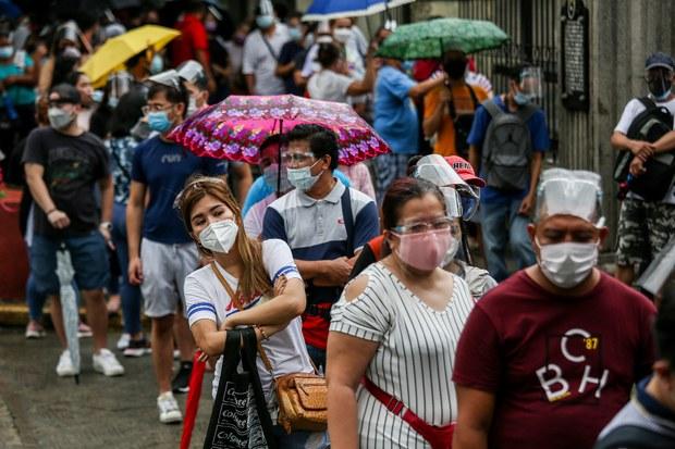 Philippine Health Experts Urge Ultra-Strict COVID-19 Lockdown