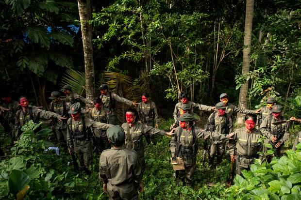 Philippine Military Kills 8 Suspected NPA Rebels in Firefight