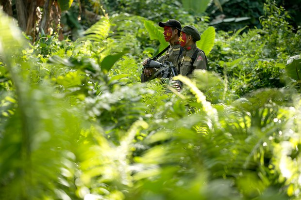 Philippine Special Forces Kill 5 Communist Rebels in Southern Clash