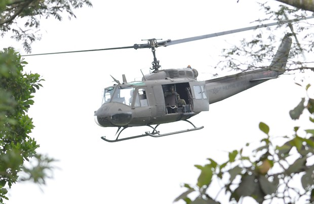 Seven Soldiers Dead in Philippine Helicopter Crash