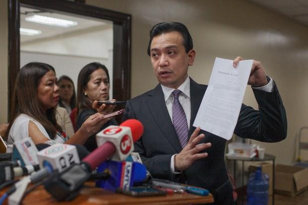 Philippines: Appeals Court Rejects Rebellion Case against Duterte Foe