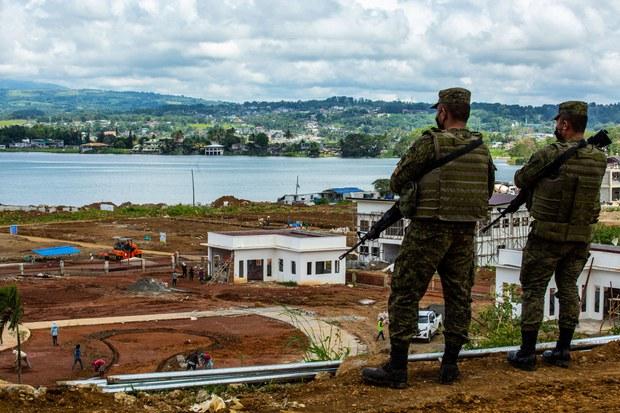 Philippine Military, Police Capture 9 Suspected IS Militants