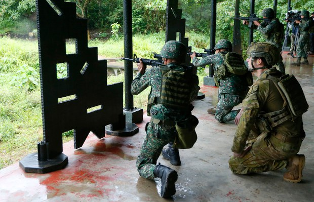 Philippine, Australian Agreement Focuses on 'Regional Security Challenges'