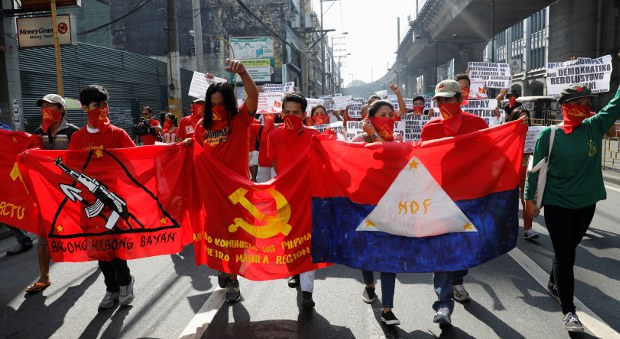 Philippine Communist Guerrillas Say They Will Revive Urban Hit Squads