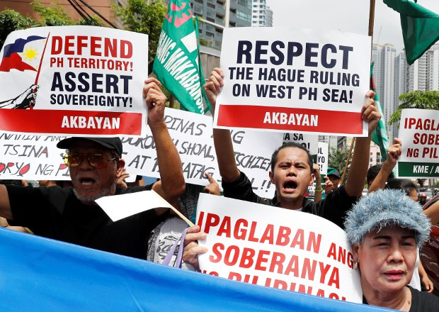 2020: Philippines Again Leans Toward US After Soft-Pedaling on South China Sea Issue