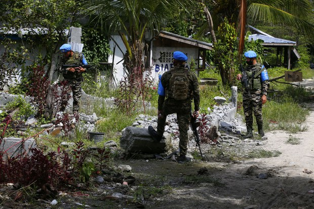 Philippine Army: BIFF Militants Suffer Heavy Death Toll in Weekend Fighting