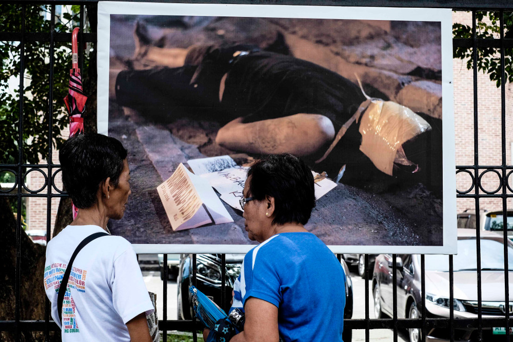 Philippine police ordered to hand over records of encounters in drug war