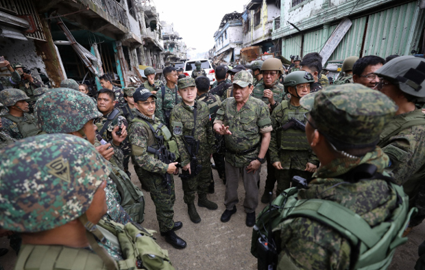 Marawi Assault Nearing End As 5 More Militants Killed