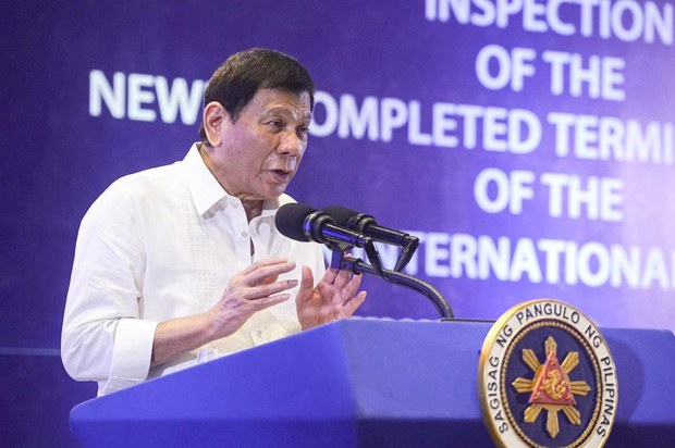 Philippine Leader Looks to Cement Legacy in Final State of Nation Speech