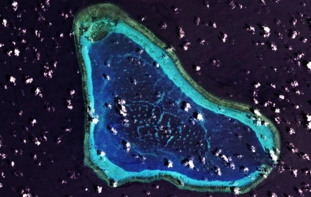 China Trademarked Hundreds of South China Sea Landmarks