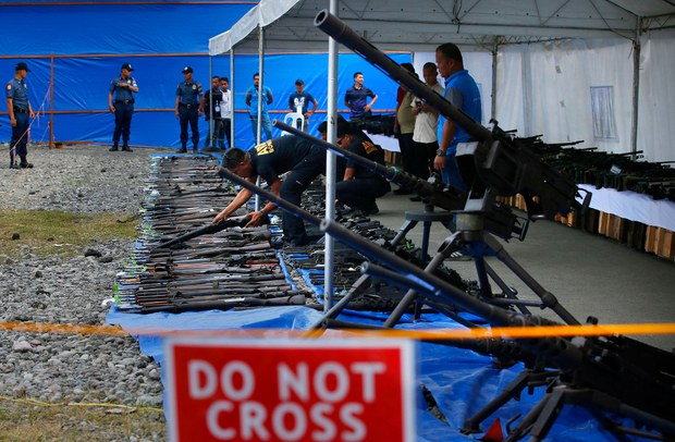 COVID-19 Delays Handover of Former Rebels' Weapons in Southern Philippines