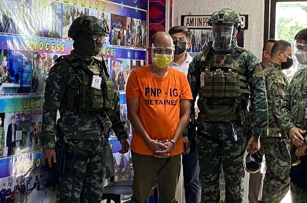 Civilian Police Staffer with Alleged Abu Sayyaf Links Arrested in Southern Philippines