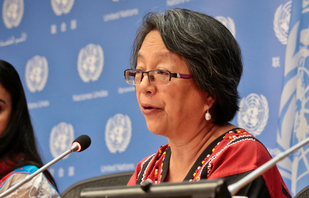 Charges of terrorism by Duterte against United Nations  expert denounced