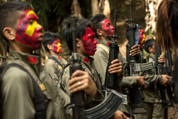 Philippine Military: 12-Year-Old among 3 Killed in Clash with Suspected Communist Rebels