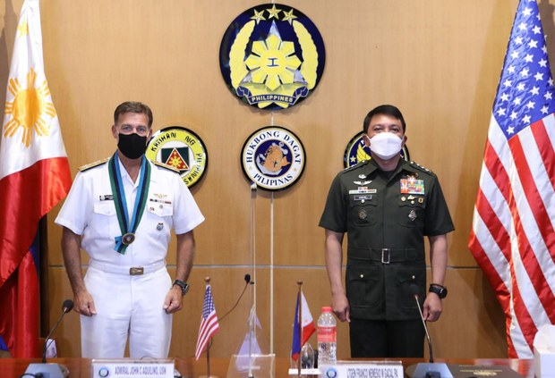 Philippines, US Reaffirm Commitment to 70-year-old Military Alliance