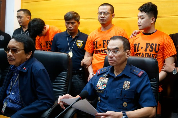 Philippines Detains 48 Undocumented Chinese Working at Steel Plant