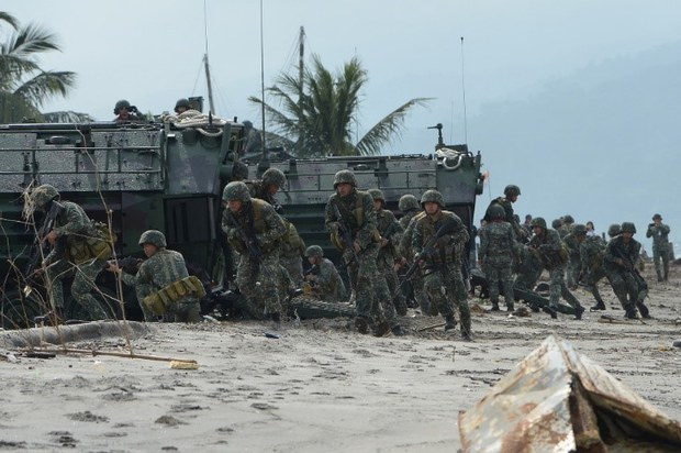 US-Philippines Defense Alliance Needs Overhaul, Manila Says