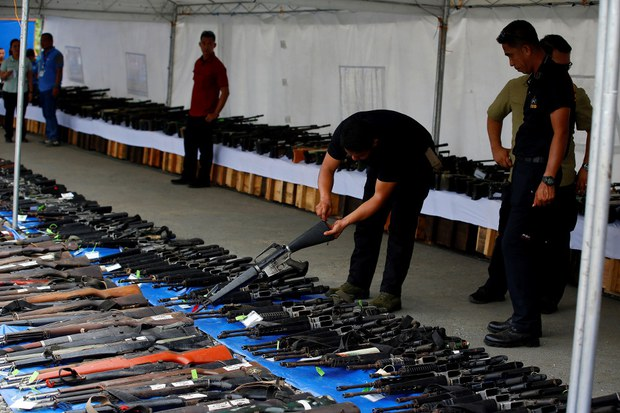 Philippines Announces Crackdown on Online Sales of Unlicensed Firearms