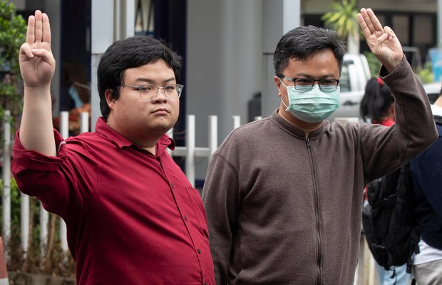 Thai Court Probes Complaint by Pro-Democracy Activist against Jailers