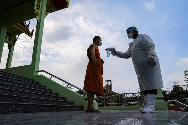 COVID-19 Deaths Set Records, Infections Rise Sharply in Some Southeast Asian Nations