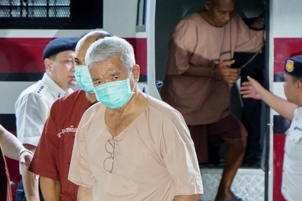 Thai Ex-General Convicted of Human Trafficking Dies of Heart Attack