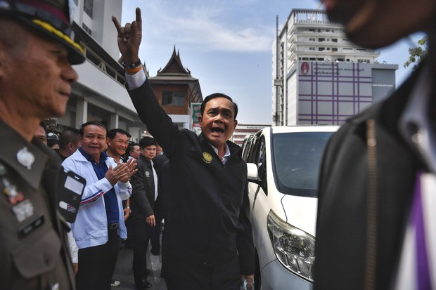 Thai Court Clears PM Prayuth of Conflict of Interest over Military Housing