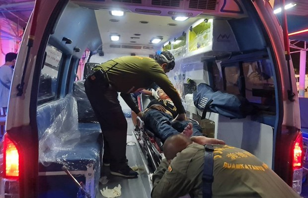 Thailand: Young Protester in Coma after Being Struck by Bullet