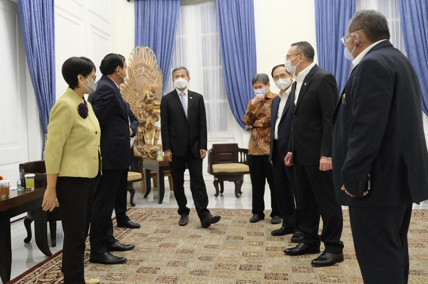 US, Indonesia to ASEAN:  Act Urgently on Myanmar, Talk to All Parties