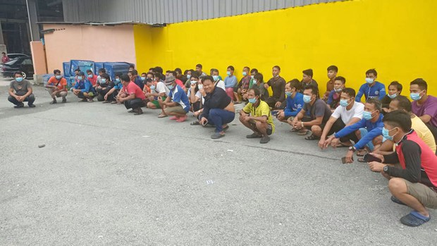 Lao Fishermen Arrested in Thailand After Crossing lllegally From Malaysia