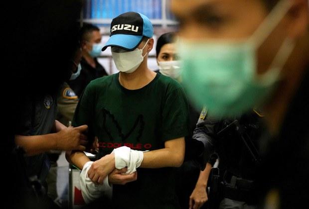 Thai Policeman Nicknamed 'Jo Ferrari' Surrenders over In-Custody Death