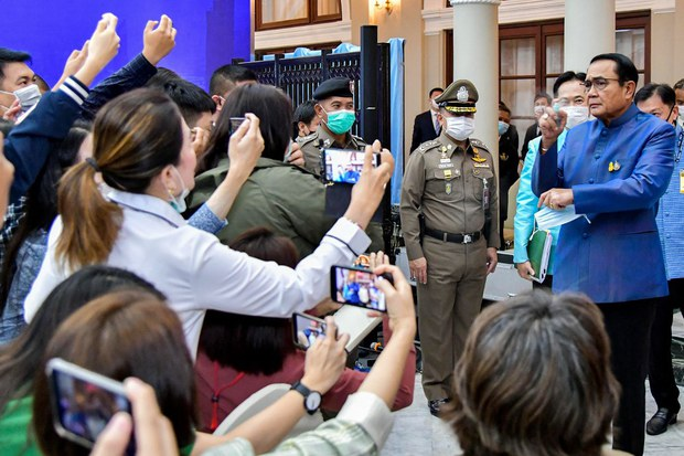 Thai Press Groups Push Back against Govt 'Crack Down' on Journalists