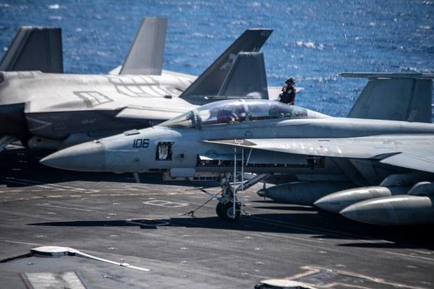 Komandan Kapal Induk AS Menegaskan Kebebasan Menavigasi Laut China Selatan