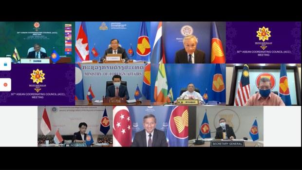 Indonesia, Malaysia Peringatkan Myanmar Kemungkinan Dikeluarkan dari KTT ASEAN Mendatang