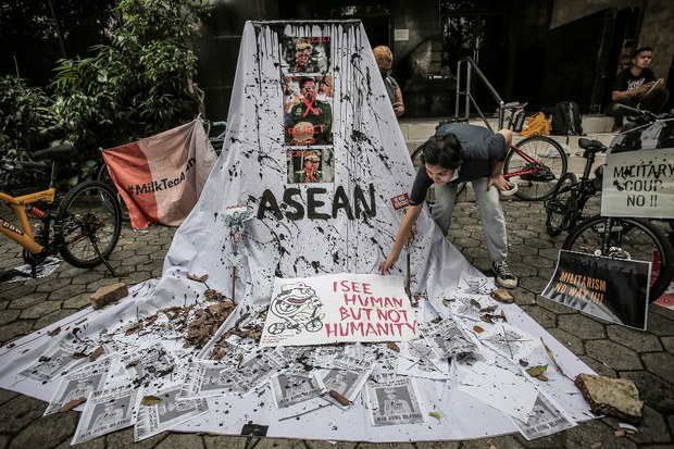 Pengamat: ASEAN Perlu Beri Batasan Waktu Bagi Junta Myanmar Laksanakan Konsensus