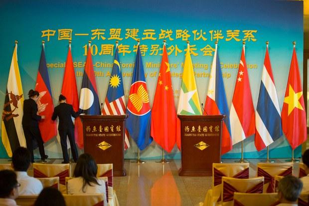 Menlu ASEAN-Cina Bertemu Pekan Depan di Tengah Krisis Myanmar