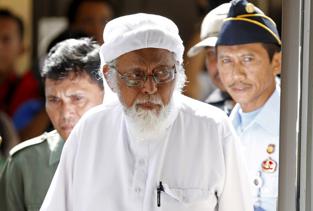 Abu Bakar Ba'asyir akan Bebas Murni Jumat