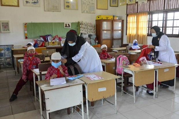 Nadiem: Sekolah Tatap Muka Bisa Dimulai Segera