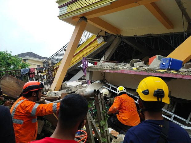 Gempa Magnitudo 6,2, Puluhan Tewas, Ratusan Luka-luka di Sulawesi Barat