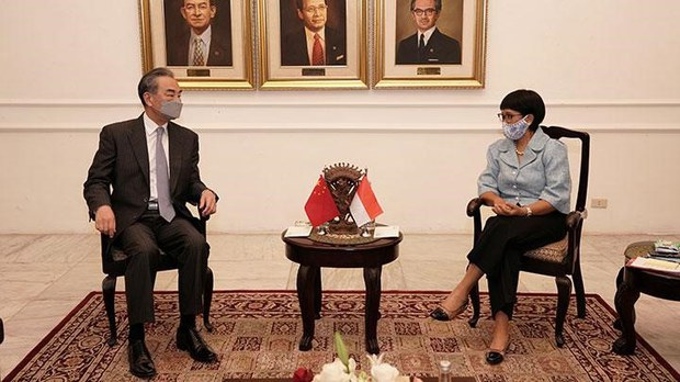 Indonesia Minta Cina Penuhi Komitmen Pengiriman Vaksin COVID-19