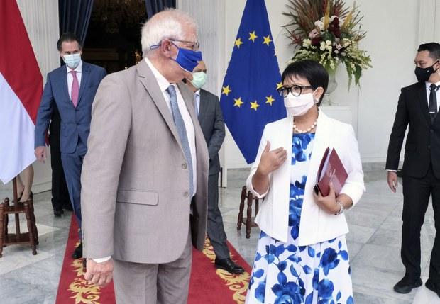 Indonesia Minta ASEAN Segera Tunjuk Utusan Khusus untuk Myanmar