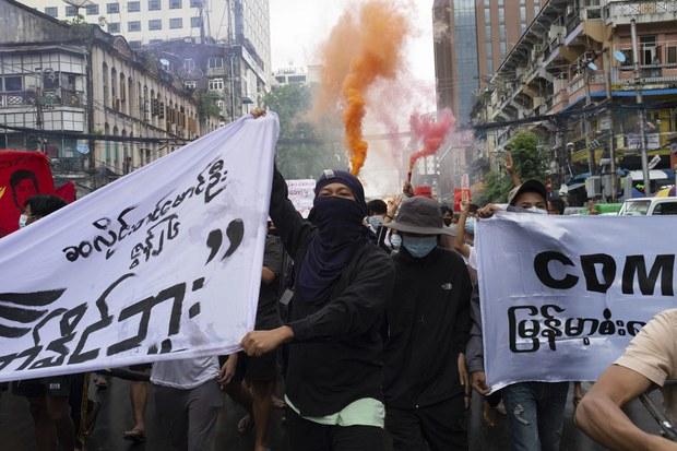 Indonesia Desak ASEAN Tegas Terkait Konsensus Myanmar