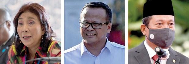 Kisah Tiga Menteri dan Kebijakan Perikanan yang Terus Berubah