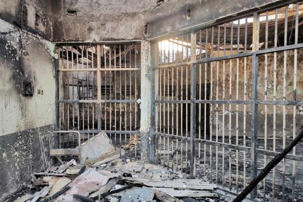 41 Napi Tewas dalam Kebakaran Lapas Tangerang