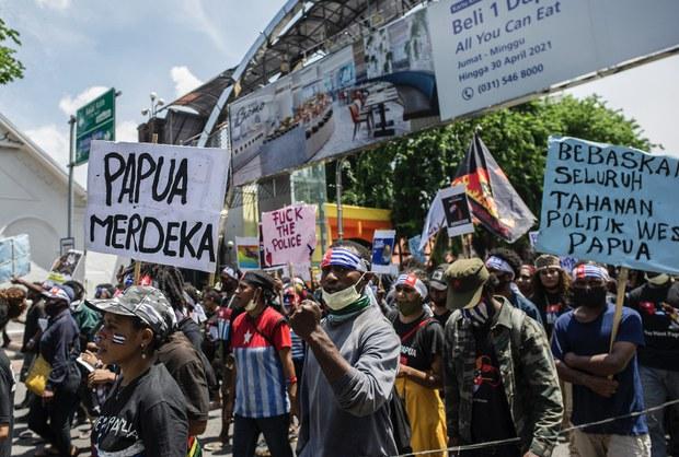 Mahfud MD: Pemerintah Sementara yang Dideklarasikan Separatis Papua adalah Ilusi
