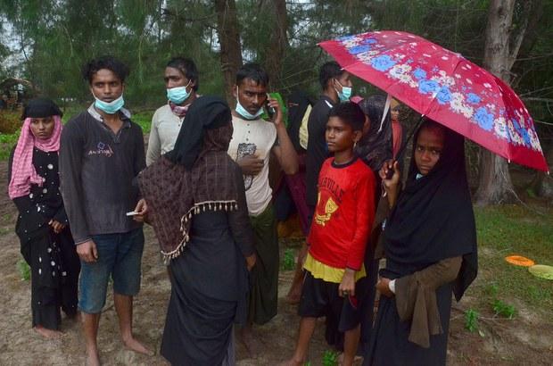 81 Migran Rohingya Terdampar di Aceh