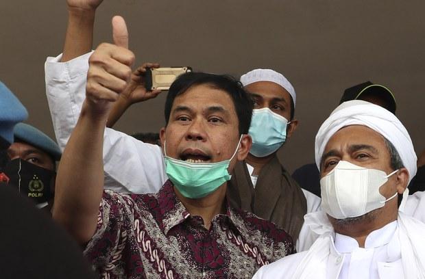 Dituduh Hadir di Baiat Dukung ISIS, Munarman Ditangkap sebagai Tersangka Terorisme